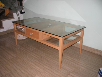 Tavoli e tavolini nuovo progetto